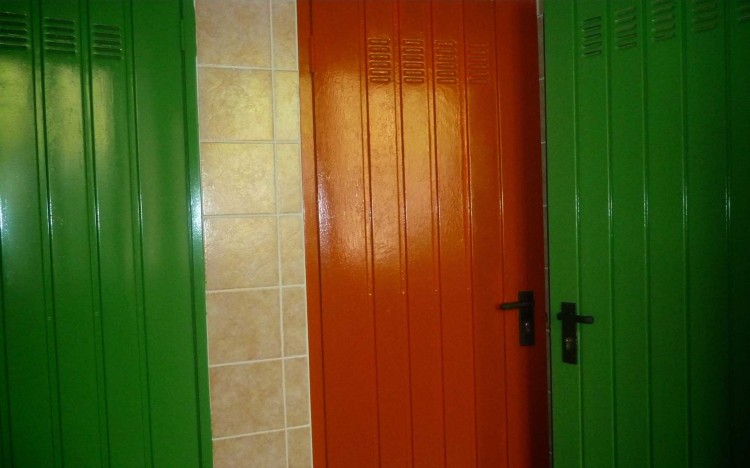 Le simpatiche porte delle toilette